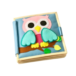 The Owlet - Best Selling Quiet Book